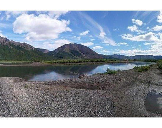Озеро Майниц - жемчужина Чукотки
