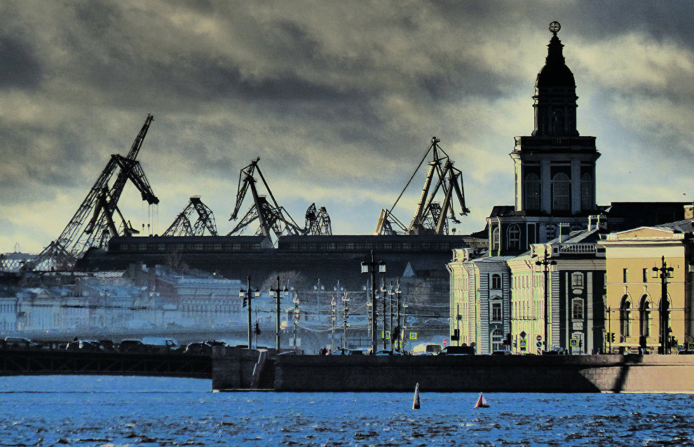 St. Petersburg to host International Forum Arctic: Today and Future in December