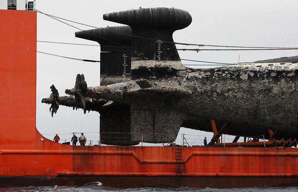 Арсений Митько: На дне морей северо-западной Арктики находится около 18 тыс. радиационных объектов