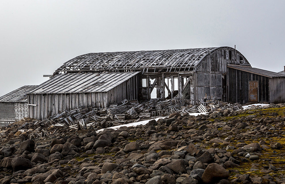 Polar station in Tikhaya Bay to become a museum