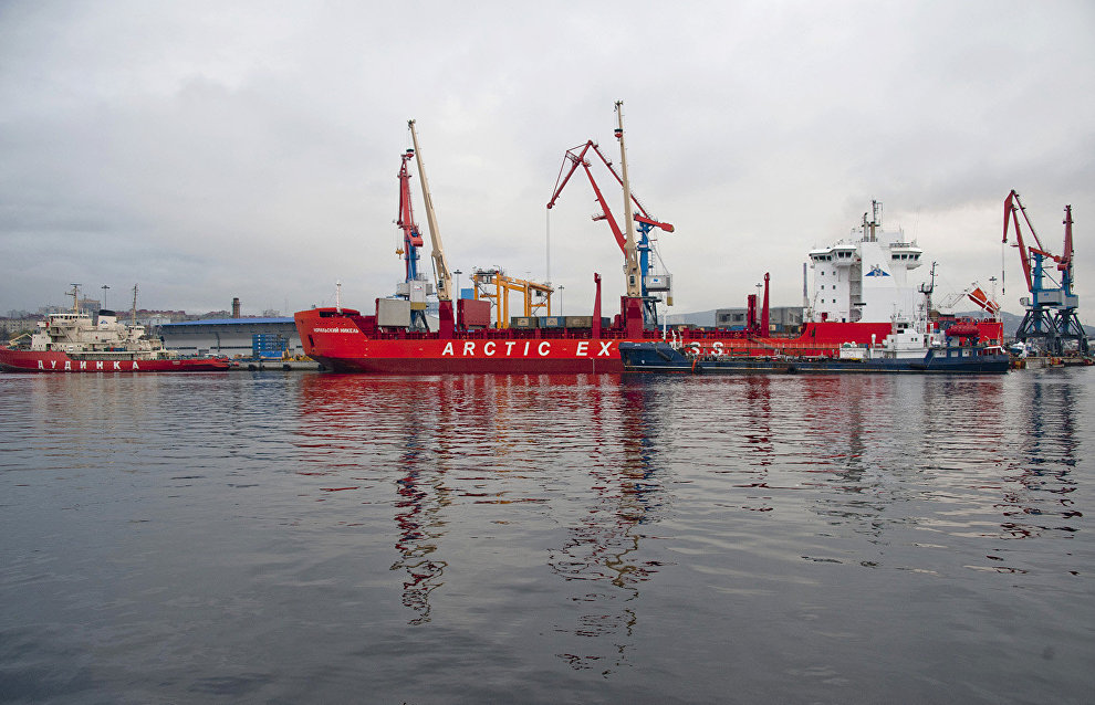 Northern Sea Route cargo traffic increases by 42.6 percent in 2017