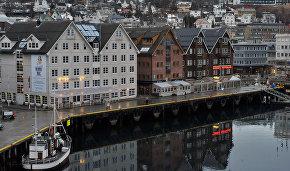 Норвегия намерена начать добычу нефти на Крайнем Севере