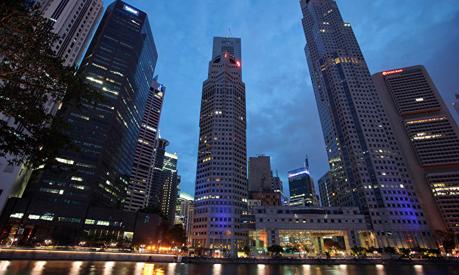Singapore is building Arctic research laboratories