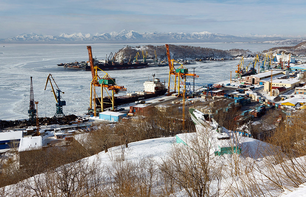 Novatek develops pre-FEED for LNG terminal on Kamchatka