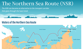 The Northern Sea Route (NSR)
