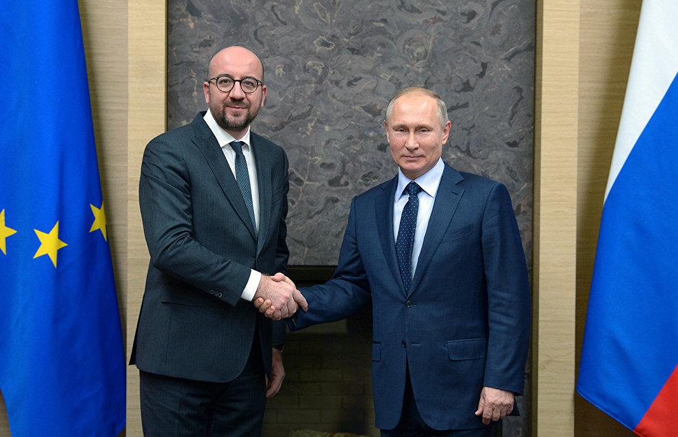 РФ и Бельгия обсуждают расширение возможностей перевалки СПГ через Зеебрюгге