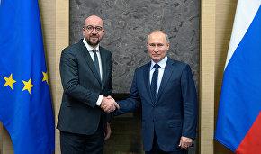 Russia, Belgium discuss expanding opportunities for LNG transshipment via Zeebrugge