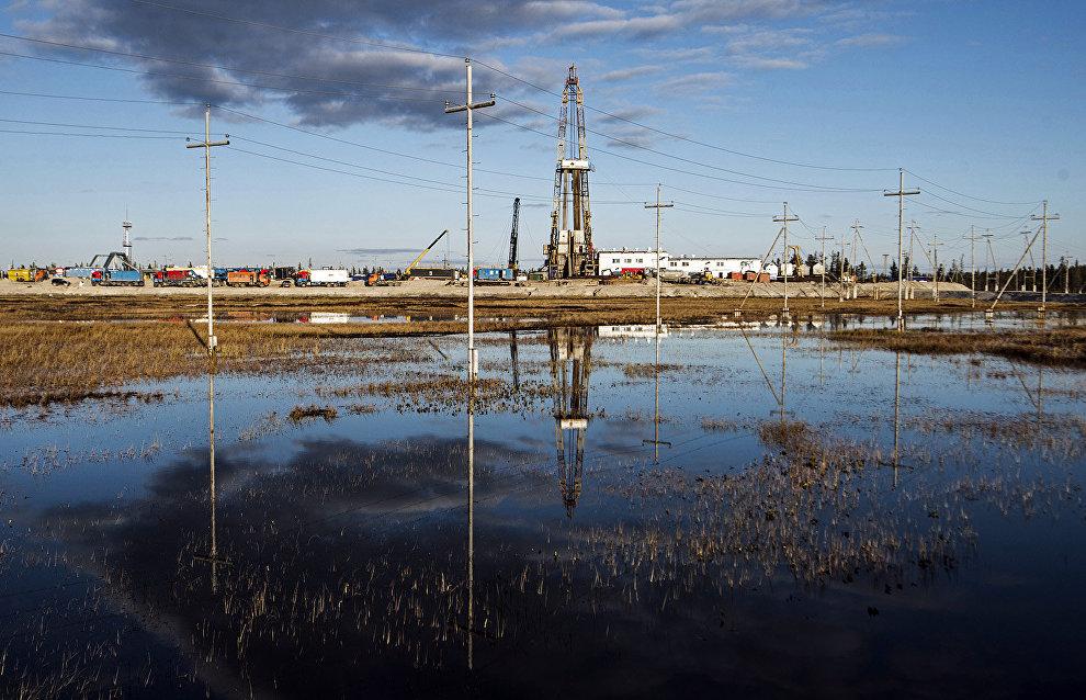 СП «Роснефти» и «Газпром нефти» пробурило первую глубокую скважину на месторождении в ЯНАО