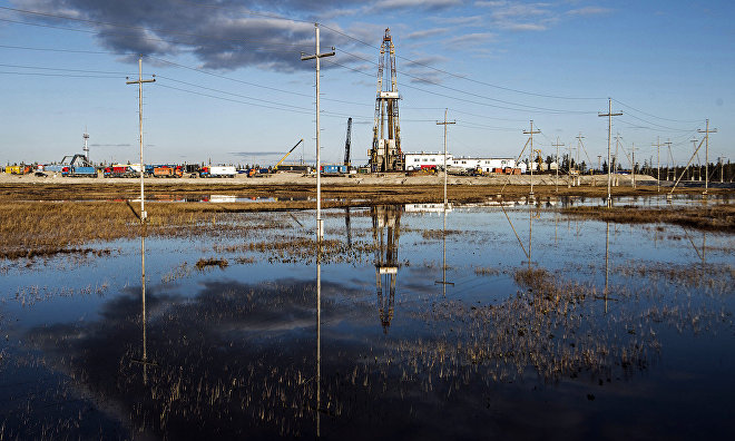 Rosneft‒Gazprom Neft's JV drills first deep well at Yamal-Nenets field