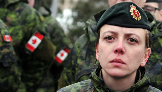 Канада проведёт в марте крупные военные учения в арктической части страны