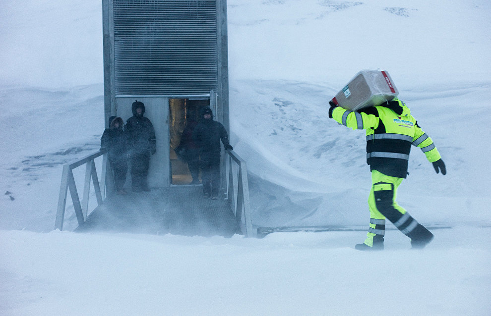 Doomsday vault for music to be built on Spitsbergen