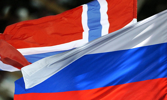 Norwegian Ambassador to Russia promoting bilateral cooperation in the Arctic