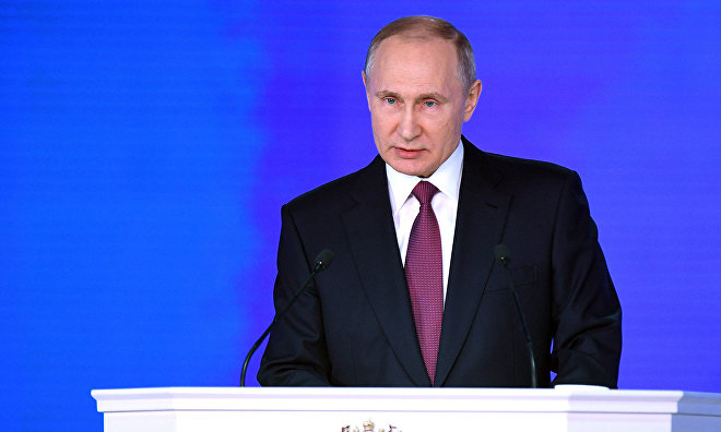 Putin: Freight traffic on the Northern Sea Route to increase by ten times by 2025
