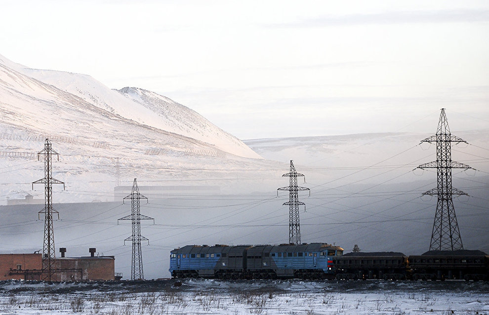 Russian government supports concession to build Northern Latitudinal Route