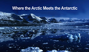 Where the Arctic Meets the Antarctic