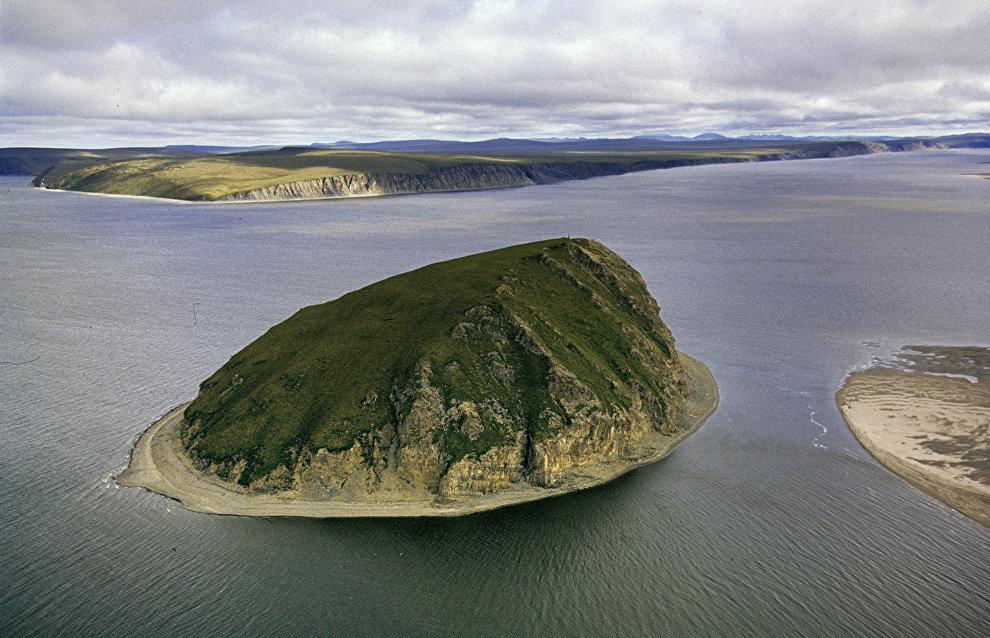 В Якутии создан заказник «Новосибирские острова»
