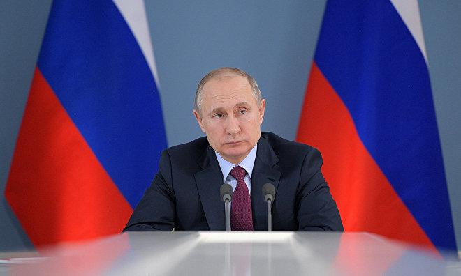 Путин заявил, что РФ обеспечит свою безопасность в Арктике