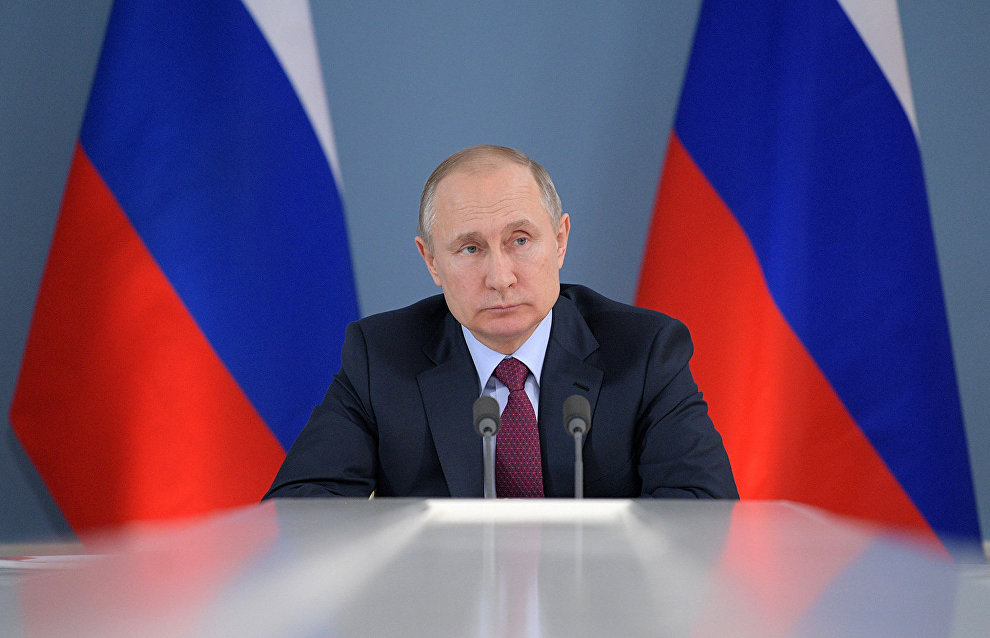Vladimir Putin orders Northern Sea Route traffic assessment study