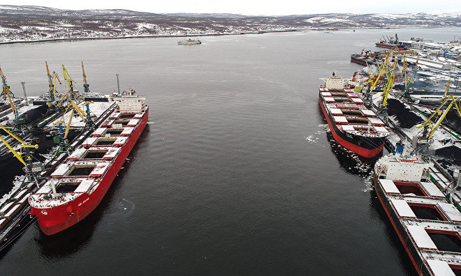 Ministry of Industry and Trade proposes Arctic hydrocarbons to be transferred on vessels built in Russia