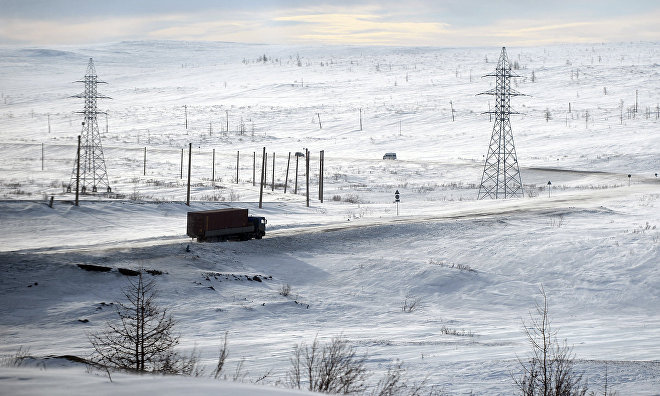 The Arctic joins the list of transport improvement priorities