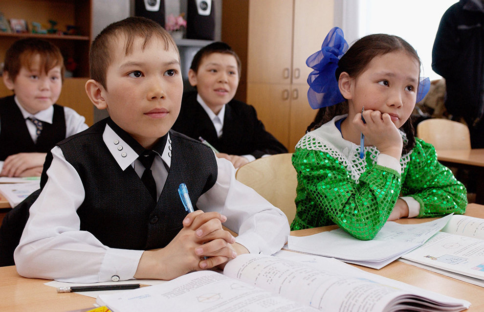School districts established in northern Yakutia