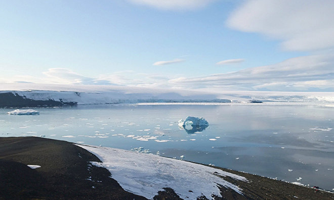Arctic shelf subsoil plots to be auctioned off