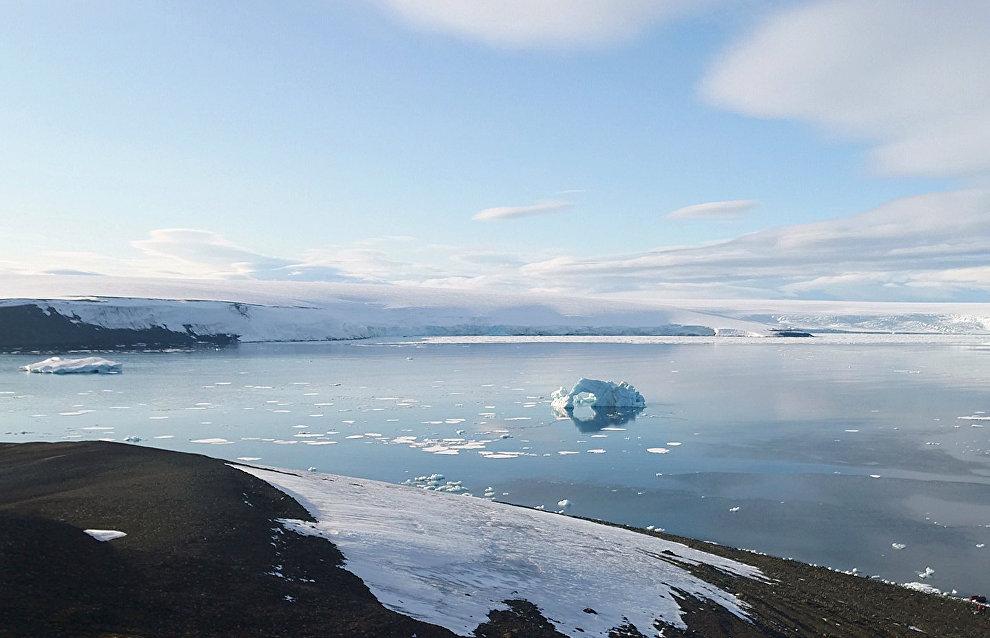 Участки шельфа Арктики будут разыгрывать на аукционе
