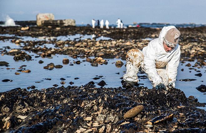 Международная морская организация обсуждает запрет на использование мазута в Арктике