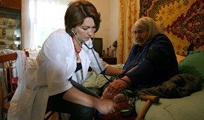 Проект «Арктический доктор» поддержали в Совете Федерации