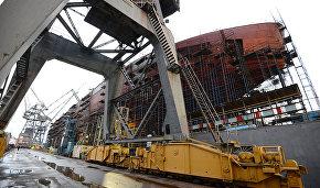 На документацию ледокола «Лидер» потратят 3 млрд рублей