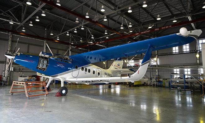 Russia to develop robotic Arctic planes soon
