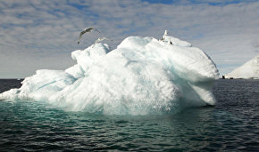 Russian Arctic is melting twice as fast as before