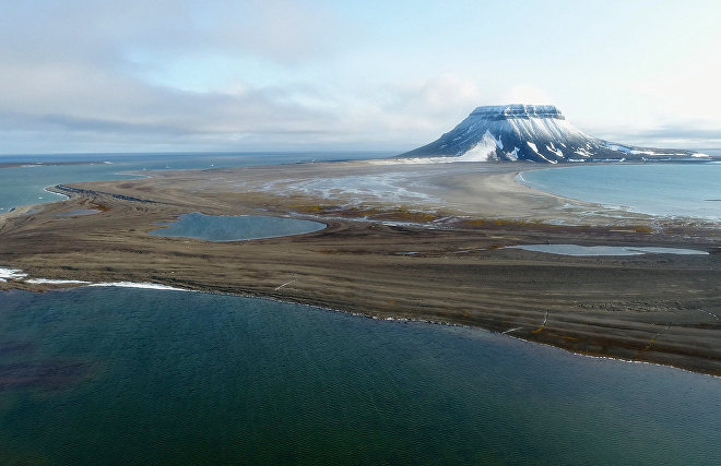 Unnamed Arctic locations to be called after Northern Fleet hydrographers
