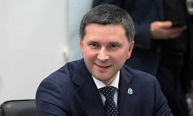 Governor of the Yamal-Nenets Autonomous Area Dmitry Kobylkin appointed Minister of Natural Resources