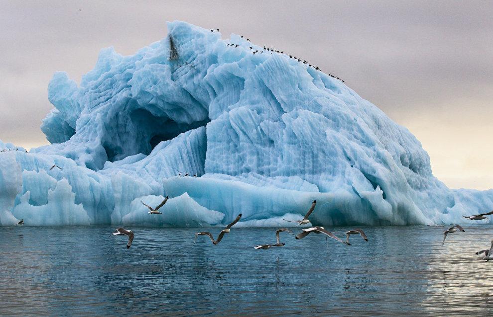 Igor Shumakov: New Arctic islands being revealed by melting glaciers