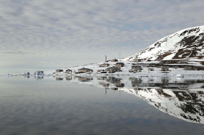 Земля Франца-Иосифа, национальный парк «Русская Арктика»