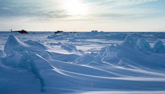 Фетисов планирует хоккейный матч на Северном полюсе с участием Джима Керри и Леонардо Ди Каприо