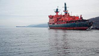 Ледокол «Арктика» может быть сдан в конце 2019 года