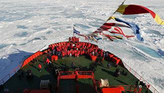 Росатом: Строительство в РФ судов для освоения Арктики потребует 500 млрд рублей