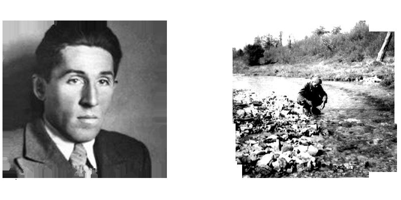 Слева: И.И.Краснов; справа: Ф.А.Беликов на Киенг-Юряхе