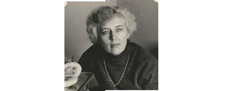 Л.А.Попугаева, 1976 г. Одно из последних фото