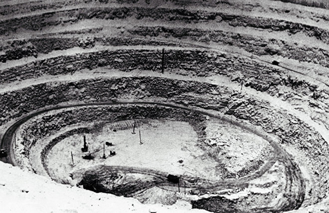 Russia's first primary diamond deposit was discovered in Yakutia on August 21, 1954, by Leningrad geologists Larisa Popugayeva and Natalya Sarsadskikh who probably wish they had never made the fateful discovery that changed their lives.