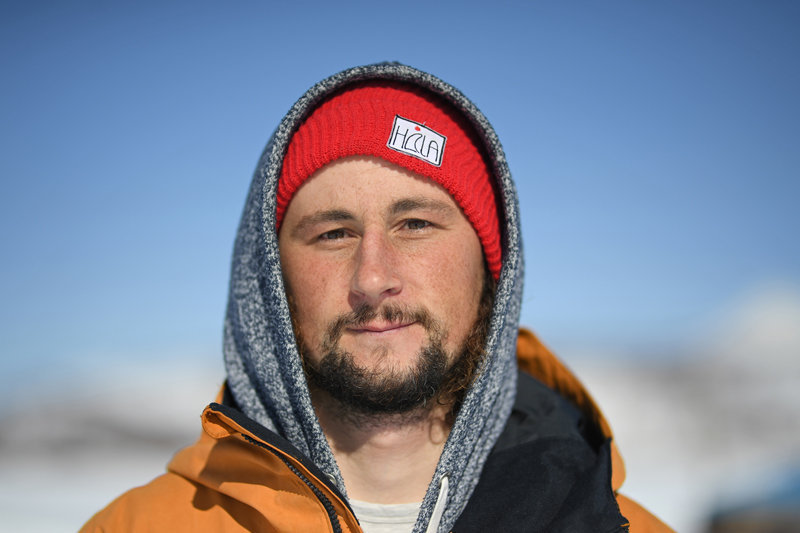 Anton Morozov, founder of Snowave Kamchatka Surf School