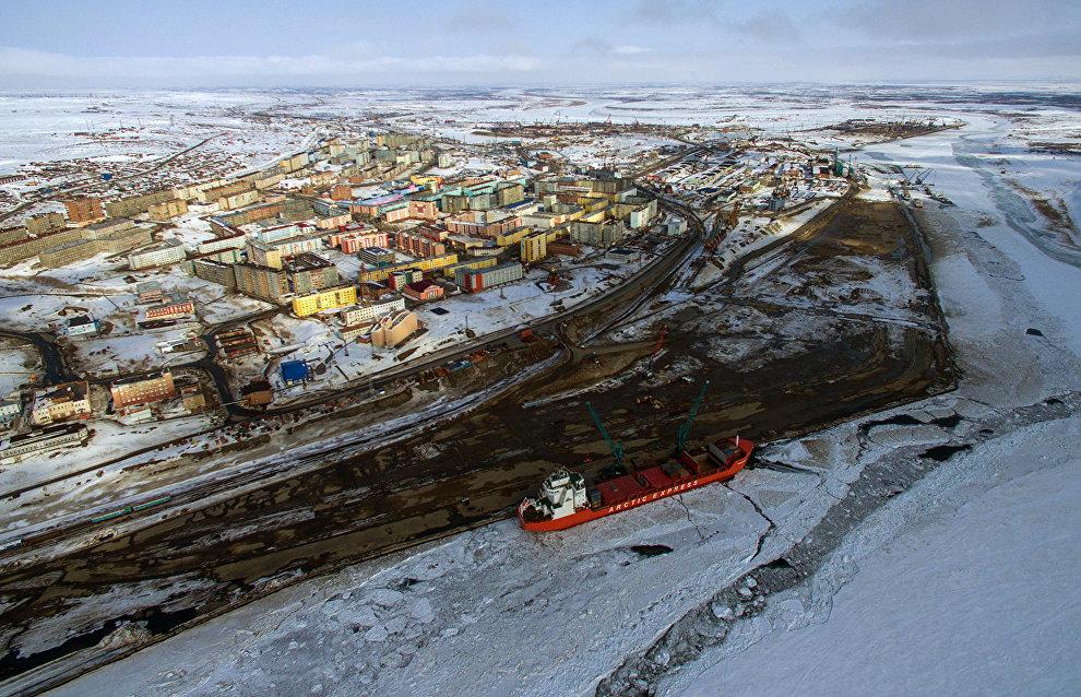 Проблемы обеспечения экологической безопасности в условиях ресурсного и инфраструктурного освоения Арктики