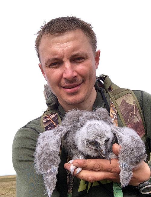 Александр Соколов, научный сотрудник ГКУ ЯНАО «Научный центр изучения Арктики» (Лабытнанги)