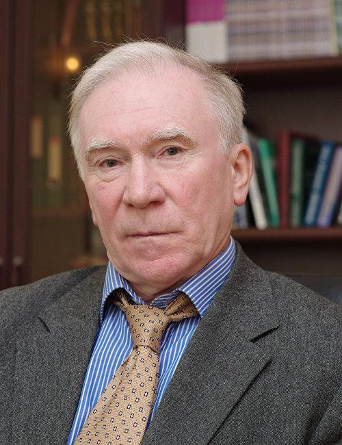 Доктор экономических наук, профессор Владимир Павленко