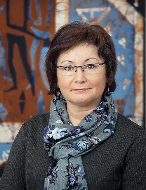 Марина Калинина