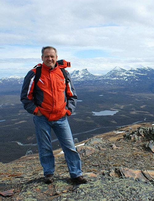 Сергей Кирпотин – д.б.н., профессор Томского государственного университета, директор Центра исследований биоты, климата и ландшафта BioClimLand