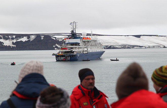 Federal Agency for Tourism: China interested in increasing its tourist flow to the Arctic