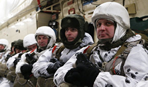 Ryazan Airborne School develops a battery-fed Arctic survival kit
